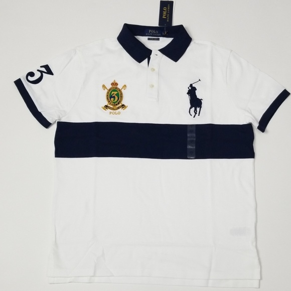 d22214ca Polo by Ralph Lauren Shirts | Polo Ralph Lauren Big Pony Crest Polo ...